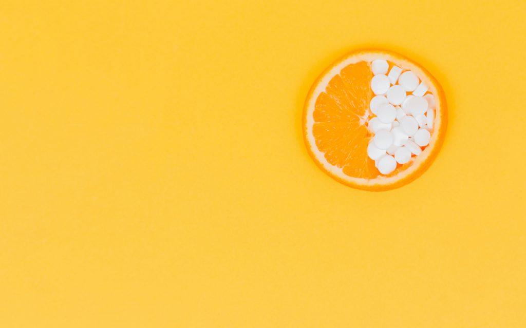 Vitamines orange
